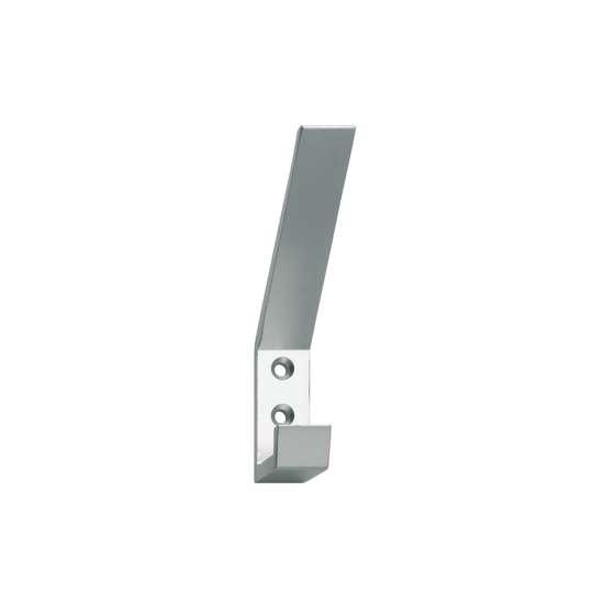 Afbeelding van Intersteel Kapstokhaak aluminium