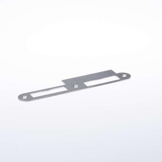 Afbeelding van Kubica K27 / K2700 3D verstelbaar, onzichtbaar scharnier  mat nikkel