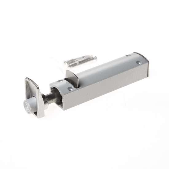 Afbeelding van Deurvastzetter 80mm ZE-80 Design zilver