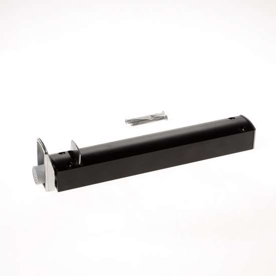 Afbeelding van Dictator Deurvastzetter 160mm zwart