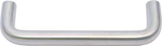 Afbeelding van Draadgreep roestvaststaal 96mm diameter 10mm