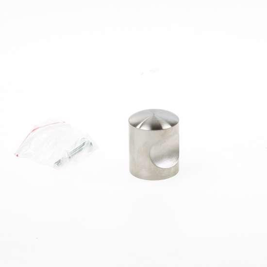 Afbeelding van Knop rond roestvaststaal 25mm