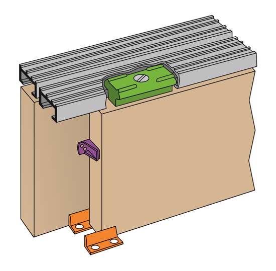 Afbeelding van Slipper kastdeur   12kg ss5/eu