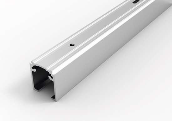 Afbeelding van Proslide profiel bovenrail  aluminium 3 meter