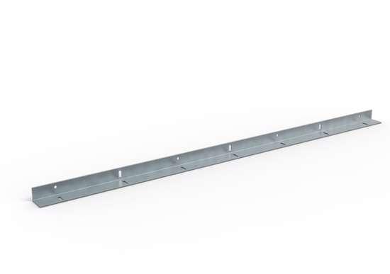 Afbeelding van Proslide prof. muurbev.   4,0m aluminium