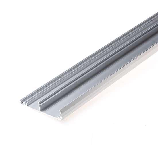 Afbeelding van Proslide prof. afdek      4,0m aluminium
