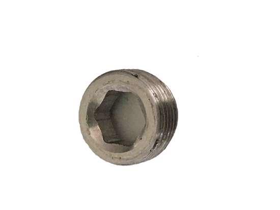 Afbeelding van Tzuwi Borgschroef roestvaststaal voor buis 42,4mm