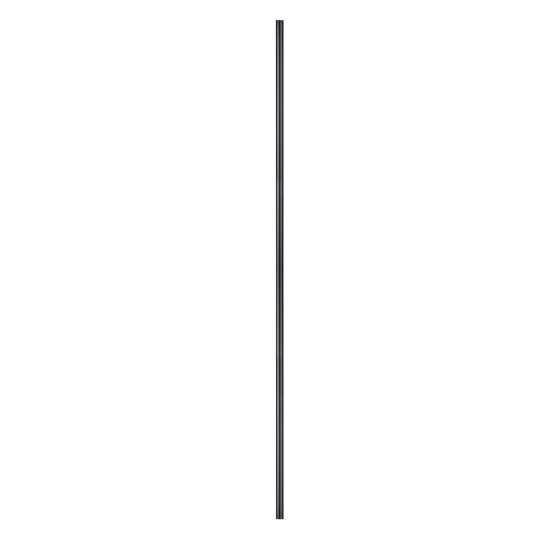 Afbeelding van Buis zwart 27mm lengte = 2000mm