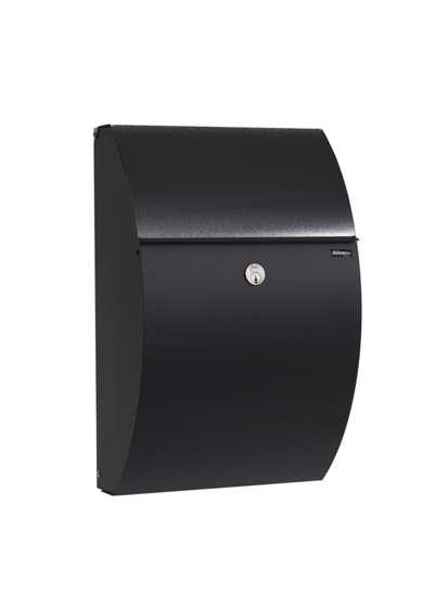 Afbeelding van brievenbus 7000 zwart