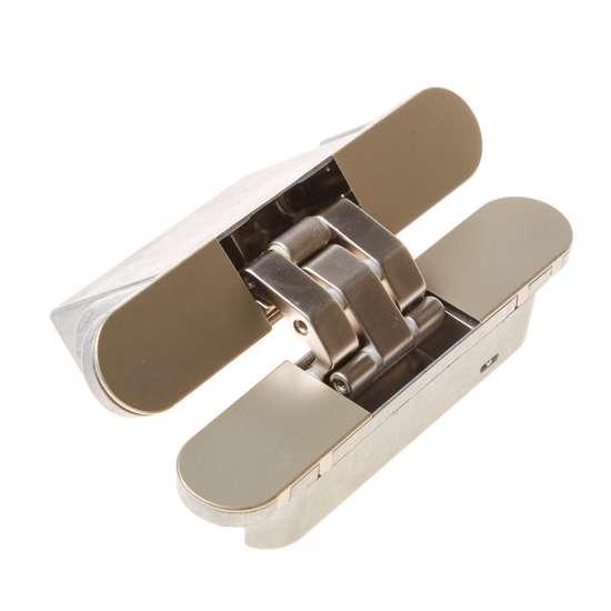 Afbeelding van Kubica Twist / K2000 3D verstelbaar, onzichtbaar scharnier  F2