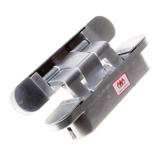 Afbeelding van Argenta 3D verstelbaar, onzichtbaar scharnier  NEO-L7 mat chroom RF60