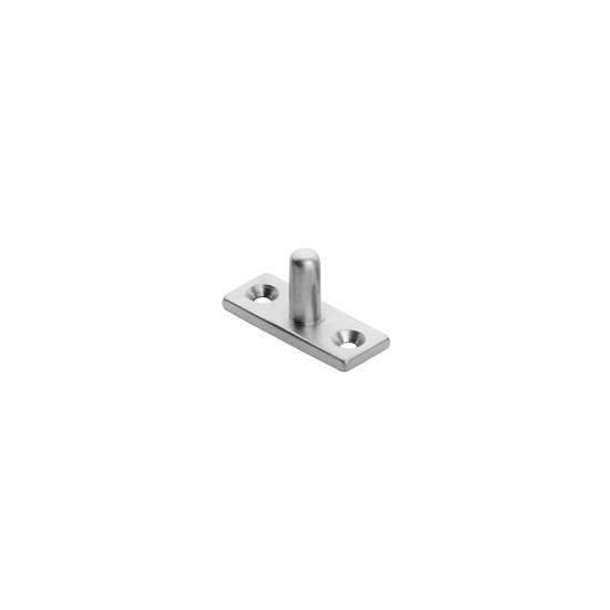 Afbeelding van Intersteel Stelpen chroom mat