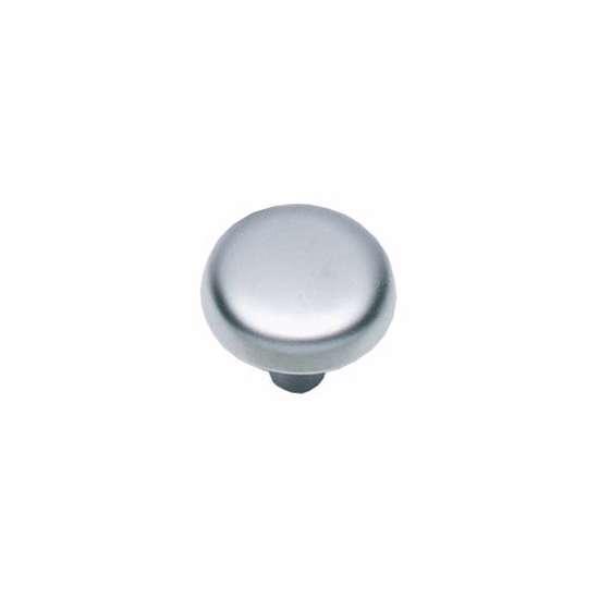 Afbeelding van Intersteel Meubelknop ø 28 mm chroom mat