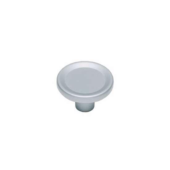 Afbeelding van Intersteel Meubelknop ø 44 mm chroom mat