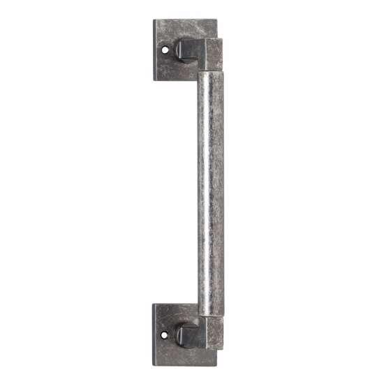 Afbeelding van Intersteel Deurgreep Bau-Stil 307 mm oud grijs