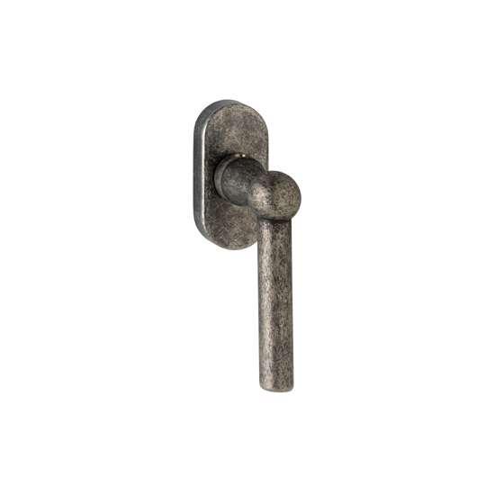 Afbeelding van Intersteel Raamkruk L-model oud grijs
