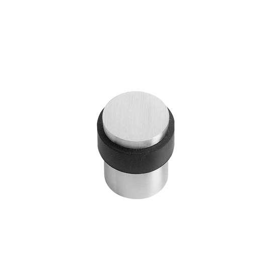 Afbeelding van Intersteel Deurstop vloermontage 30 mm roestvaststaal geborsteld