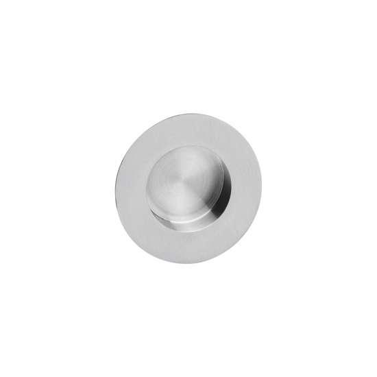 Afbeelding van Intersteel Schuifdeurkom ø52/85 mm roestvaststaal geborsteld