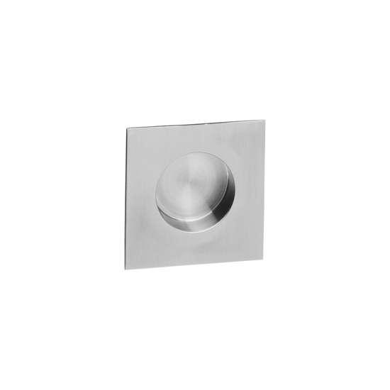 Afbeelding van Intersteel Schuifdeurkom 4-kant 34/55 mm roestvaststaal geborsteld