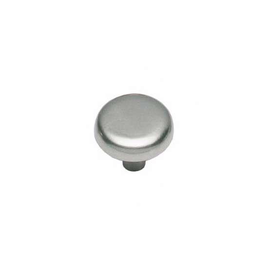 Afbeelding van Intersteel Meubelknop ø 28 mm nikkel mat