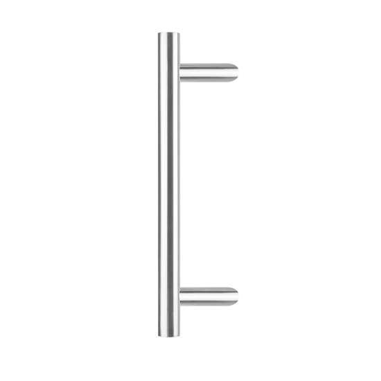 Afbeelding van Intersteel Deurgreep T-schuin 700x90x30 mm roestvaststaal geborsteld