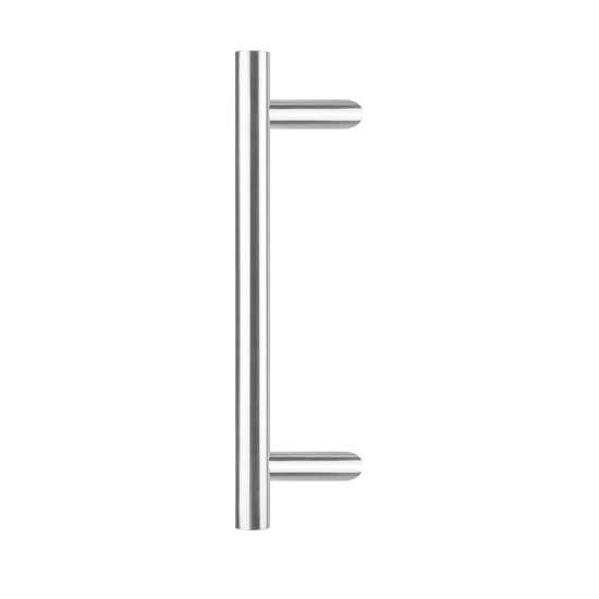 Afbeelding van Intersteel Deurgreep T-schuin 1200 mm roestvaststaal geborsteld