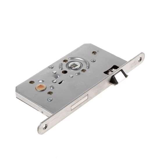 Afbeelding van *WC-slot rvs m.fluister 8x72 dm=60mm, DIN RS