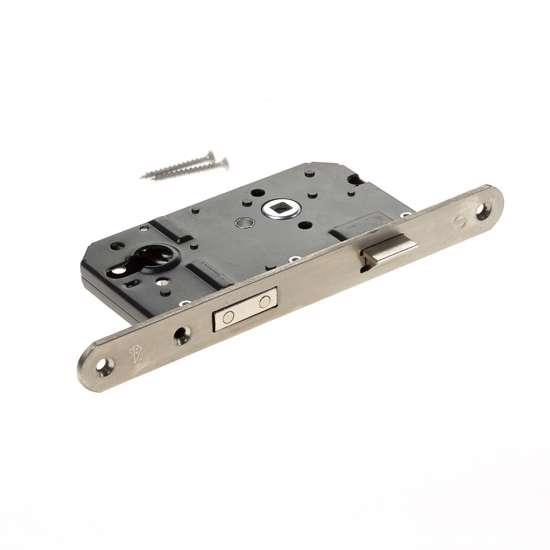 Afbeelding van VH-cilinderslot PC 72mm, rvs afgeronde voorplaat, SKG2, 25x238mm