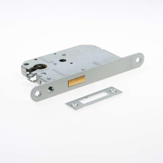 Afbeelding van Nemef Cilinder kastslot type 1258/2-50 voor Euro profielcilinder DIN links en rechts