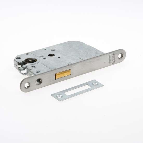 Afbeelding van Nemef Cilinder kastslot type 1258/17-50 voor Euro profielcilinder DIN links en rechts