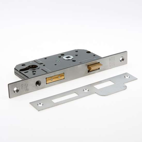 Afbeelding van Nemef Veiligheidsslot PC72mm type 4139/17-50 DIN links