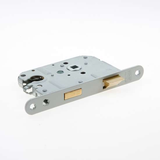 Afbeelding van Nemef Cilinder dag- en nachtslot deurslot type 1269/4-50/PC55mm DIN links