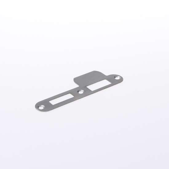 Afbeelding van Nemef Sluitplaat RVS rond type P 1279/17 DIN rechts