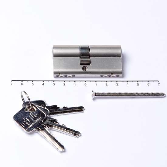 Afbeelding van Bevestigingset rozetten ASL t.b.v. deurdikte 59-78mm voor toilet-/badkamergarnituren