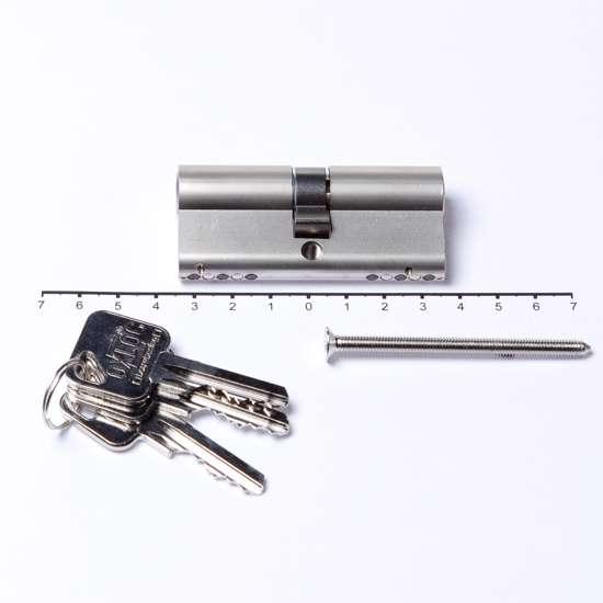 Afbeelding van Deurkruk gatdeel ASL aluminium F1 type 1075