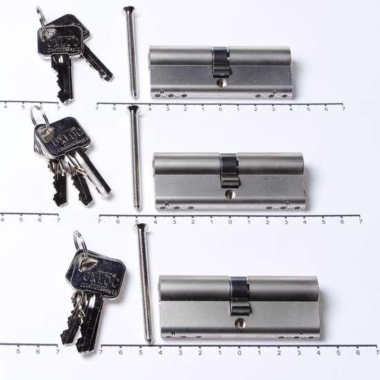 Afbeelding van Kortschild afgerond ASL aluminium F1 blind