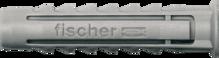Afbeeldingen van Fischer plug SX8x40    4,5-6mm.
