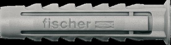 Afbeelding van Fischer spreidplug nylon SX 6 x 30mm 4-5mm