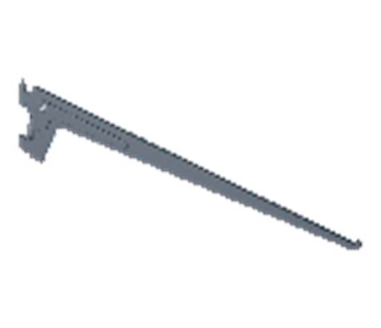 Afbeelding van Element drager 15cm enkel wit