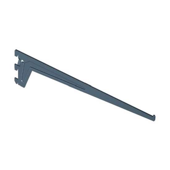 Afbeelding van Plankdrager Element enkel 2-haaks SYS50 - wit gelakt