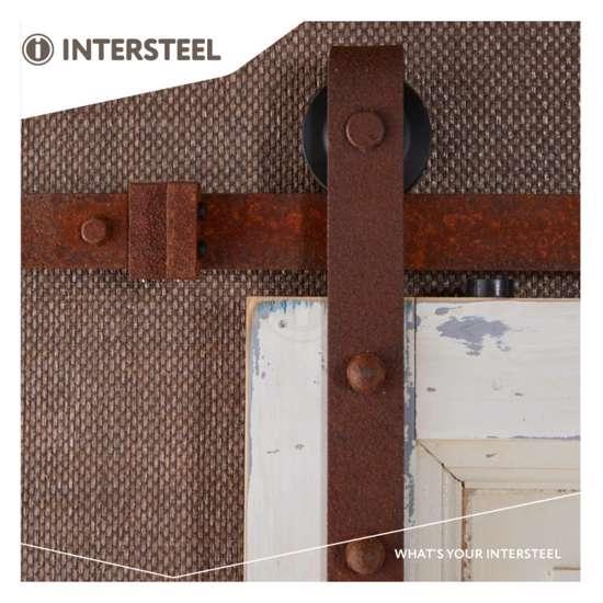 Afbeelding van Intersteel Schuifdeursysteem Basic antiek
