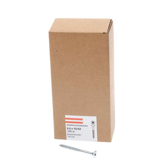 Afbeelding van D&N slot rvs PC72 m.fluister dm=60mm, DIN RS