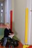 Afbeelding van Hoekbeschermer Corner Guard Deluxe geel, lengte 100cm, 6,1x6,1cm