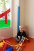 Afbeelding van Hoekbeschermer Corner Guard Deluxe blauw, lengte 100cm, 6,1x6,1cm