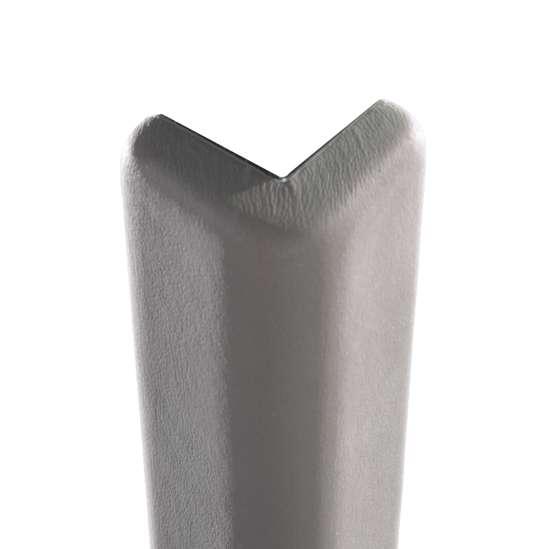 Afbeelding van Hoekbeschermer Corner Guard Deluxe grijs, lengte 100cm, 6,1x6,1cm