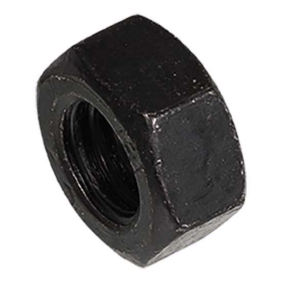 Afbeelding van Moer zwart din934 M6 Verpakt per 100 stuks