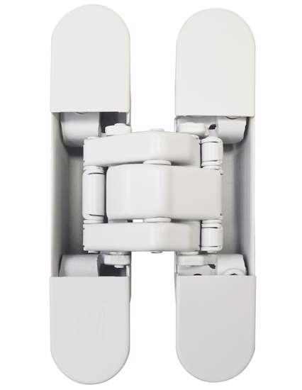 Afbeelding van Atomika Slim K8060 verborgen scharnier, kleur wit, 30 minuten brandwerend, 60kg draagvermogen