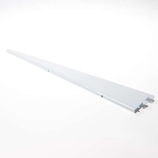 Afbeelding van Element Drager dubbel 1-haaks sys 32 staal wit 47cm 10202-00055