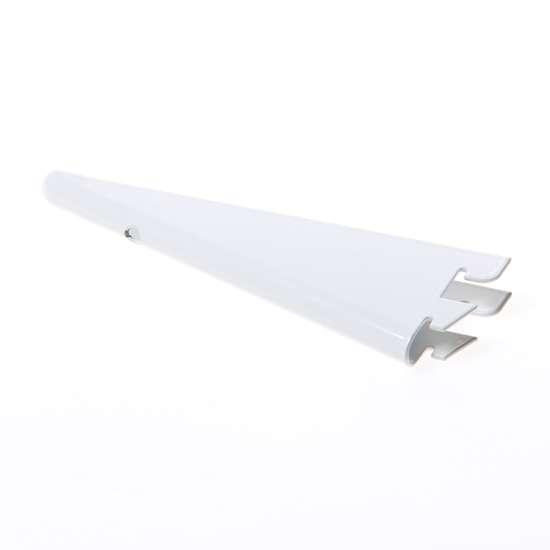 Afbeelding van Fipro drager dubbel wit 15cm