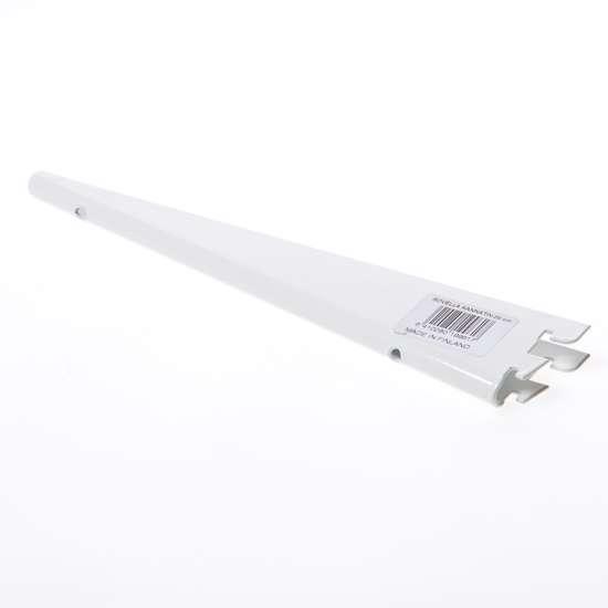 Afbeelding van Fipro drager dubbel wit 25cm